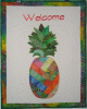 Hospitality Welcome Wall Hanging